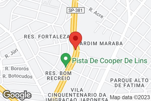 Av. Tiradentes, 1551 Bairro Centro, Lins, SP