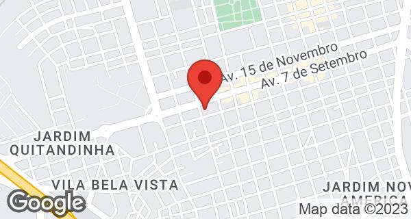 Av. Sete de Setembro, 1555 , Araraquara, SP