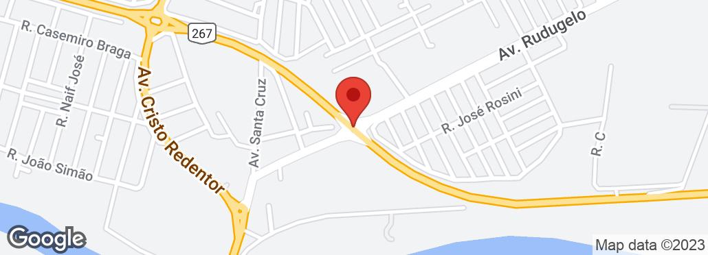 Av. 24 de Outubro, 628 Bairro Centro, Porto Ferreira, SP