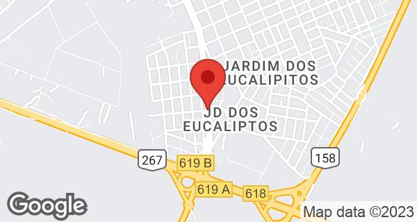 Av. Tiradentes, 1640 e 1660 Bairro Vila Luiza, Presidente Venceslau, SP