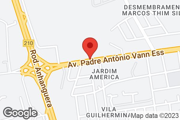Av. Padre Antonio Van Ess, 2100 Bairro Jardim Rosario, Pirassununga, SP