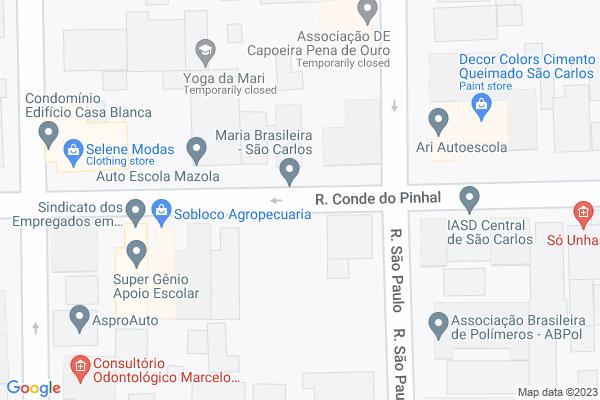 São Carlos - Leste
