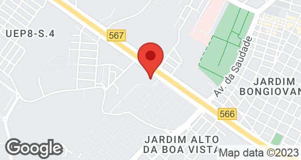 Av. Joaquim Constantino, 2871 Bairro São Luis, Presidente Prudente, SP