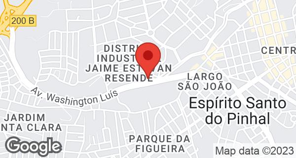 Av. Washington Luiz, 440-A Bairro Jardim das Rosas, Espirito Santo do Pinhal, SP