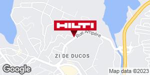 Espace Hilti - Dom-Tom VKP Quincaillerie - Nouvelle-Calédonie