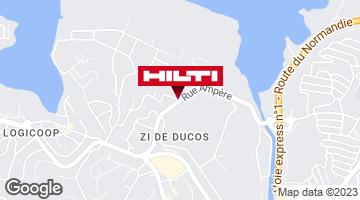 Get directions to Espace Hilti - Dom-Tom Ducos Quincaillerie - Nouvelle-Calédonie