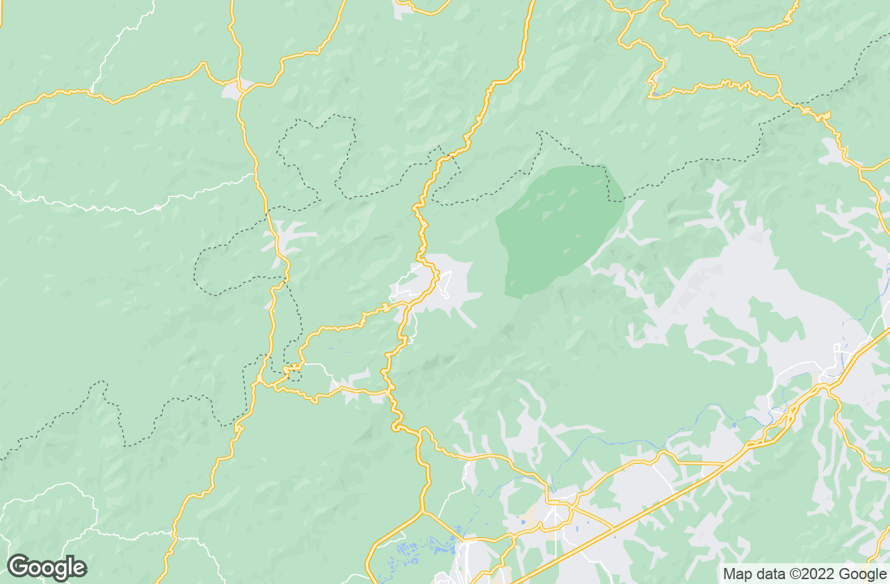 Google Map of Campos do Jordao