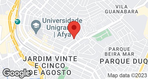 Av. Brig. Lima e Silva, 512 Bairro Pq Duque, Duque de Caxias, RJ