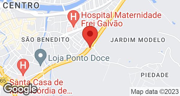 Rodovia Presidente Dutra Km 161 Bairro Rio Abaixo, Jacareí, SP