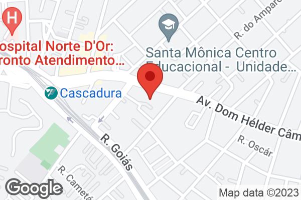 Av. Dom Helder Camara, 10087 Bairro Cascadura, Rio de Janeiro, RJ
