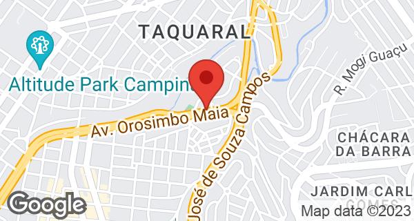 Avenida Orozimbo Maia 2653 Cambuí, Campinas, SP
