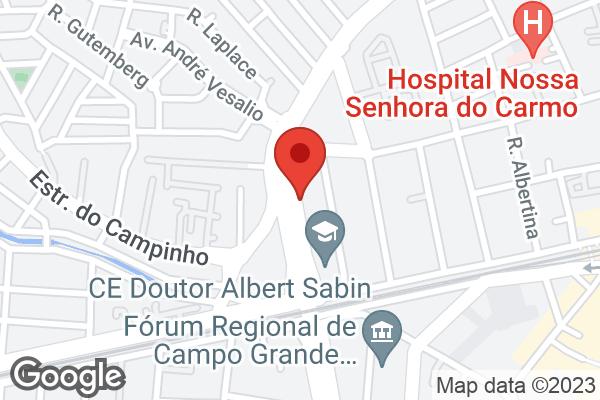 Rua Maria Jesus Botelho, 57 Bairro Rio de Janeiro, Campo Grande, RJ