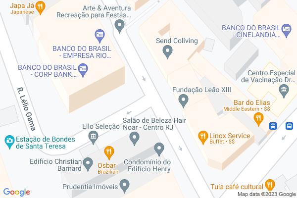 RJ - Laranjeiras