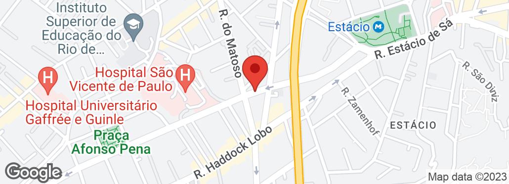 Rua João Paulo I, S/N Bairro Estácio, Rio de Janeiro, RJ