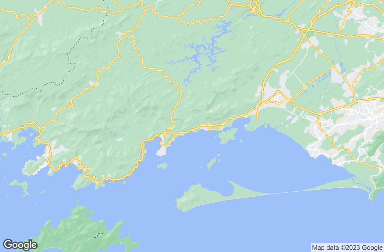 Google Map of مانجاراتيبا