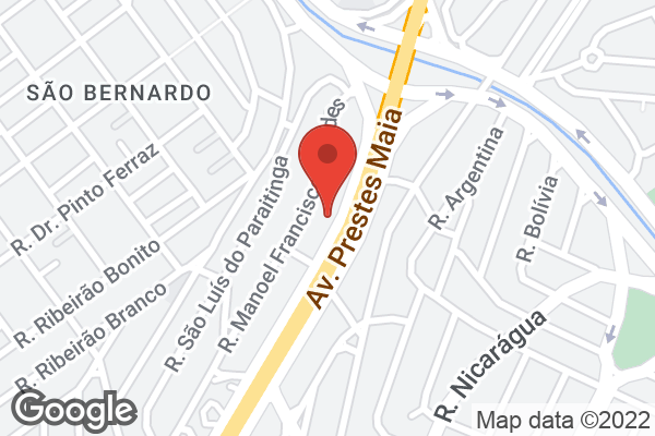 Av. Benedito de Campos, 565 Bairro Jardim do Trevo, Campinas, SP