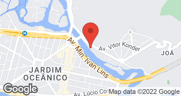 Estrada da Barra da Tijuca, 465 Bairro Barra da Tijuca, Rio de Janeiro, RJ