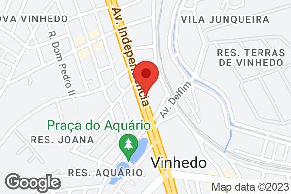 Av. Independência, 5920 São Matheus, Vinhedo, SP
