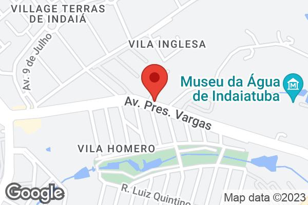 Av. Pres. Vargas, 2471 Vila Homero, Indaiatuba, SP