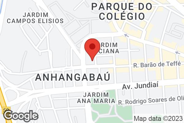 Rua Barao De Teffe 700 Bairro Anhangabau, Jundiai, SP