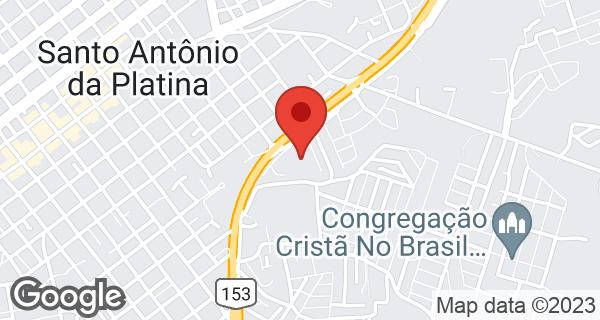 Rod. BR 153, 2173 - Km 43 , Santo Antônio da Platina, PR
