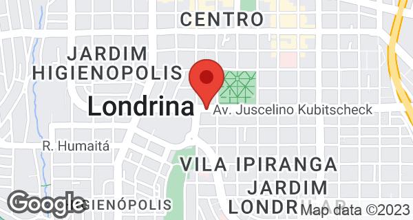 Av. Juscelino Kubitscheck, 2700 , Londrina, PR