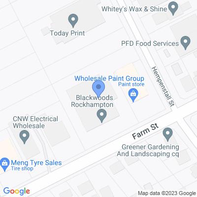 Blackwoods North Rockhampton - 211-213 Farm Street , ROCKHAMPTON, QLD 4700, AU