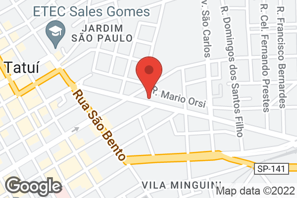 Av. Cel. Firmo Vieira de Camargo, 317 Centro, Tatuí, SP