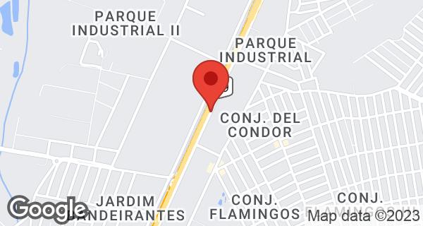 Avenida Maracanã, 4080 Bairro Parque Industrial, Arapongas, PR
