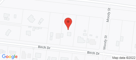 Location map for 7 Birch Drive Emerald