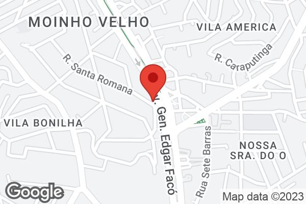 Av. Gen. Edgar Facó, 1021 Bairro Vila Arcádia, São Paulo, SP