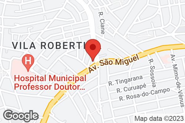 Av. São Miguel, 7117, Anexo 7119 Bairro Vila Norma, São Paulo, SP