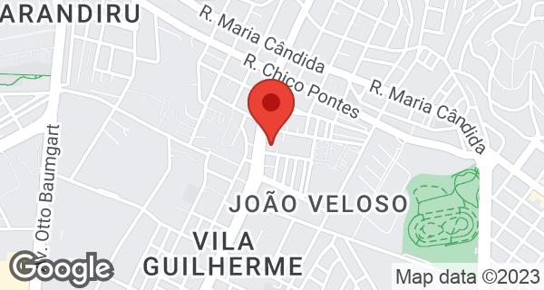 Avenida Joaquina Ramalho, 790 Vila Guilherme, São Paulo, SP