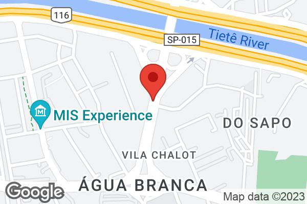 Rua Visconde de Nanique, 10 Bairro Água Branca, São Paulo, SP