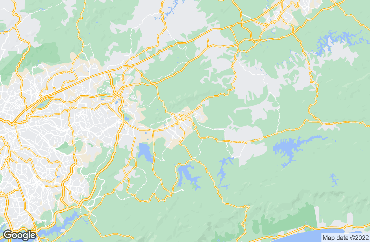 Google Map of موجي داس كروزيس
