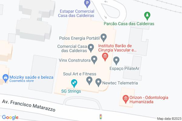 SP - Santa Cecília / Higienópolis / Consolação