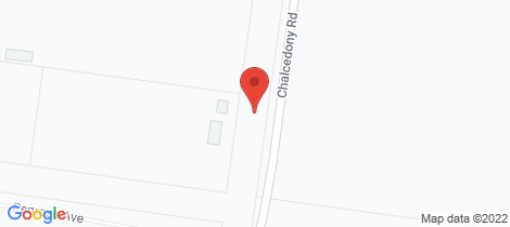 Location map for 18 Chalcedony Road Emerald