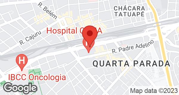 Av. Alcântara Machado, 3700 Belém, São Paulo, SP
