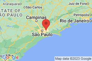 Map of Estado da Bahia