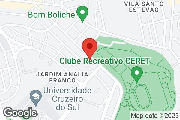 Rua Eleonora Cintra, 530 Bairro Jardim Anália Franco, São Paulo, SP