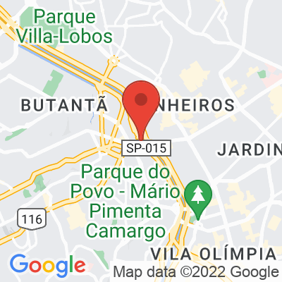 Map showing Octavio Café