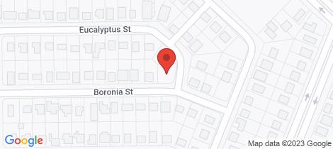 Location map for 26 Boronia Street Blackwater