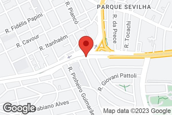 Av. Prof Luiz I. de Anhaia Mello, 2140 Bairro Jardim Avelino, São Paulo, SP