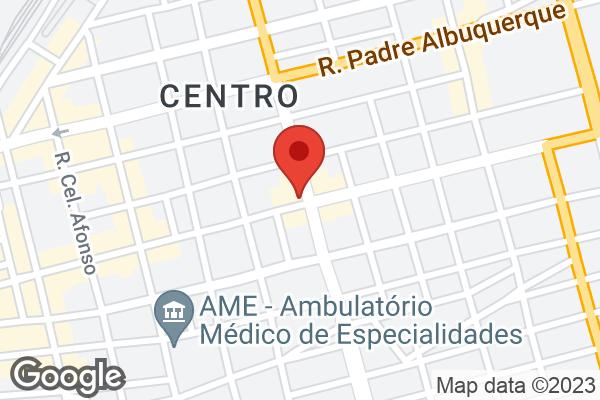 R. Dr. Virgílio de Rezende, 579 , Itapetininga, SP