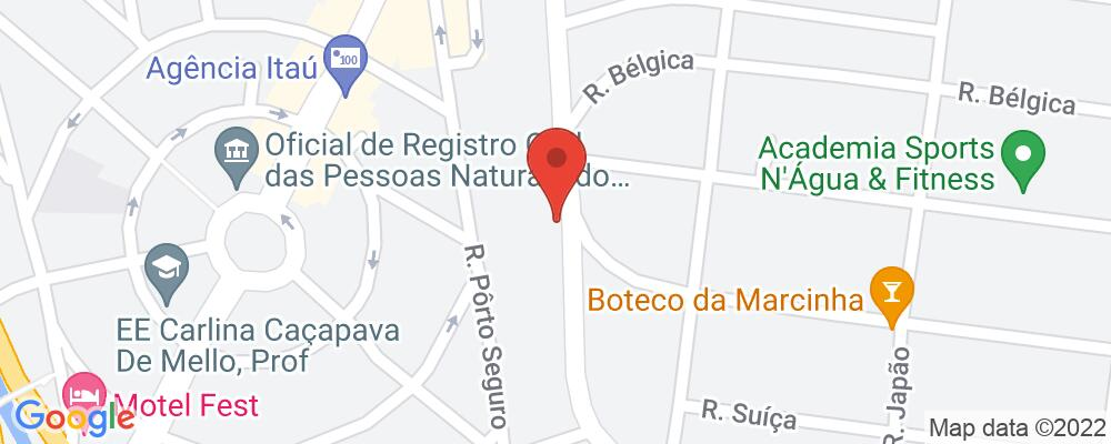 Abrir mapa em tela cheia