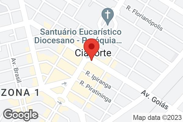 Av. Goiás, 1211 , Cianorte, PR