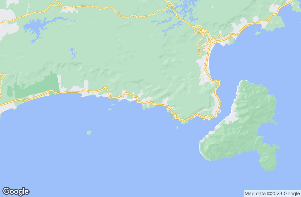 Google Map of ساو سيباستياو