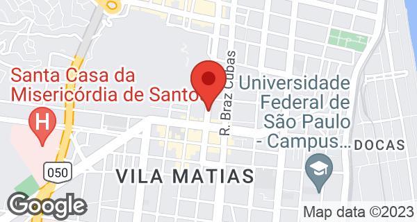 Av Senador Feijo 343 , Santos, SP