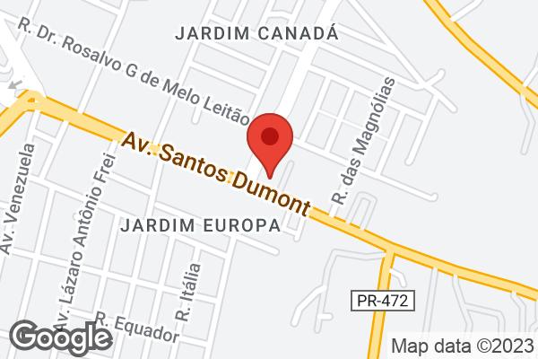 Av. Santos Dumont, 1331 Cidade Alta, Goioerê, PR
