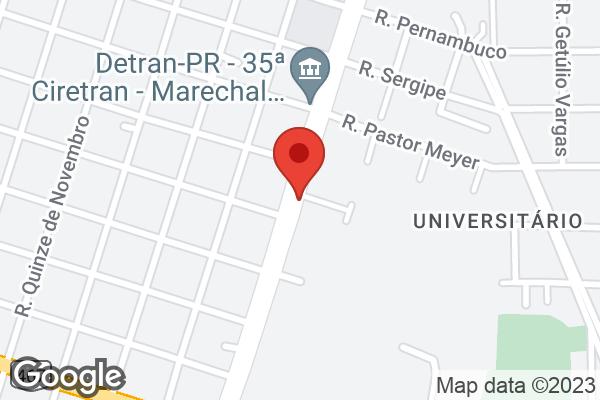 Av. Irio Jacob Welp, 740 , Marechal Candido Rondon, PR